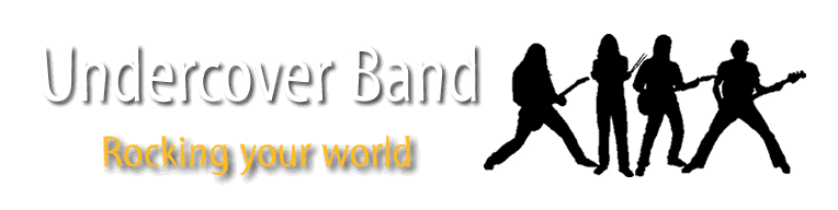 Cover band logo